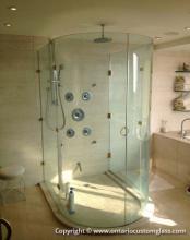 Glass Shower 17