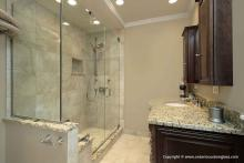 Glass Shower 28