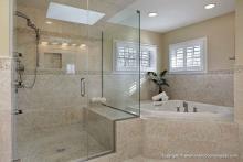 Glass Shower 36
