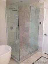 Glass Shower P107