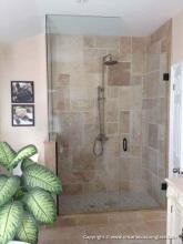 Glass Shower P109