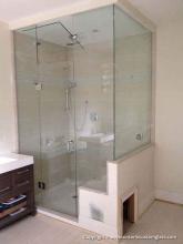 Glass Shower P112