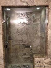 Glass Shower P129