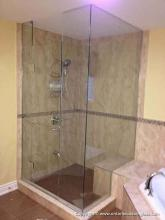 Glass Shower P153