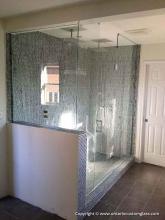 Glass Shower P156
