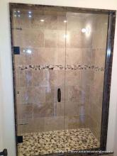 Glass Shower P158