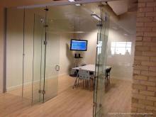 Glass Wall 654