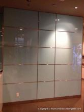 Glass Wall 673