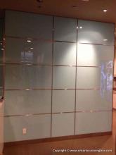Glass Wall 673
