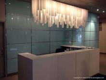 Glass Wall 674